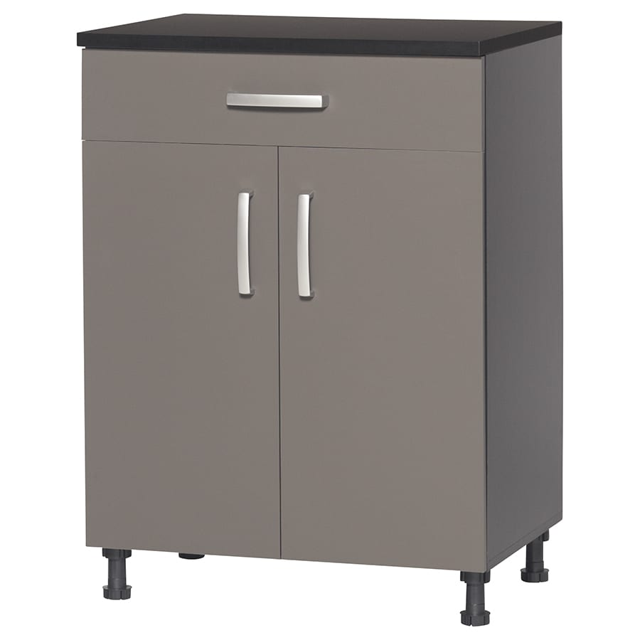 Blue hawk metal garage cabinet cabinets matttroy for Garage cabinets