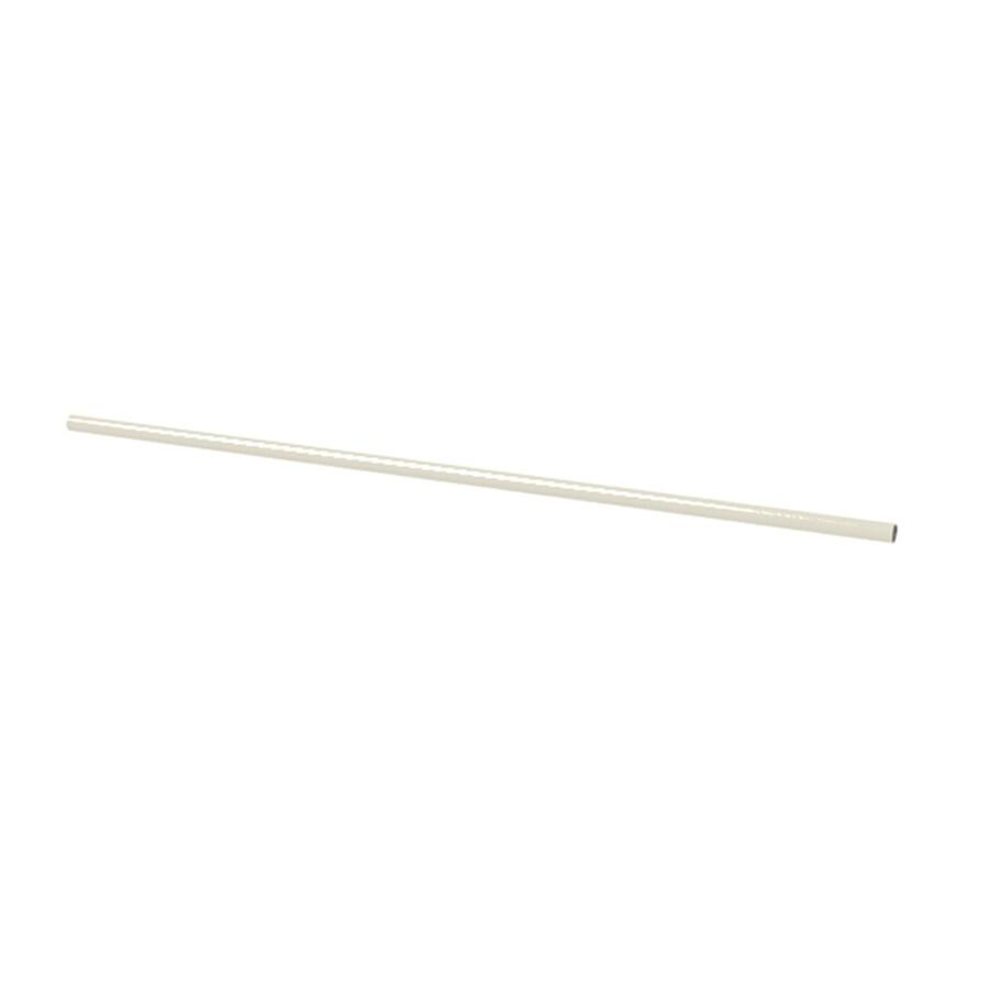ESTATE by RSI 46-in L x 1-in H x 1-in W Metal Closet Rod