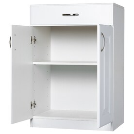 Estate By Rsi 23 75 In W Wood Composite Freestanding Utility Storage Cabinet At Lowes Com