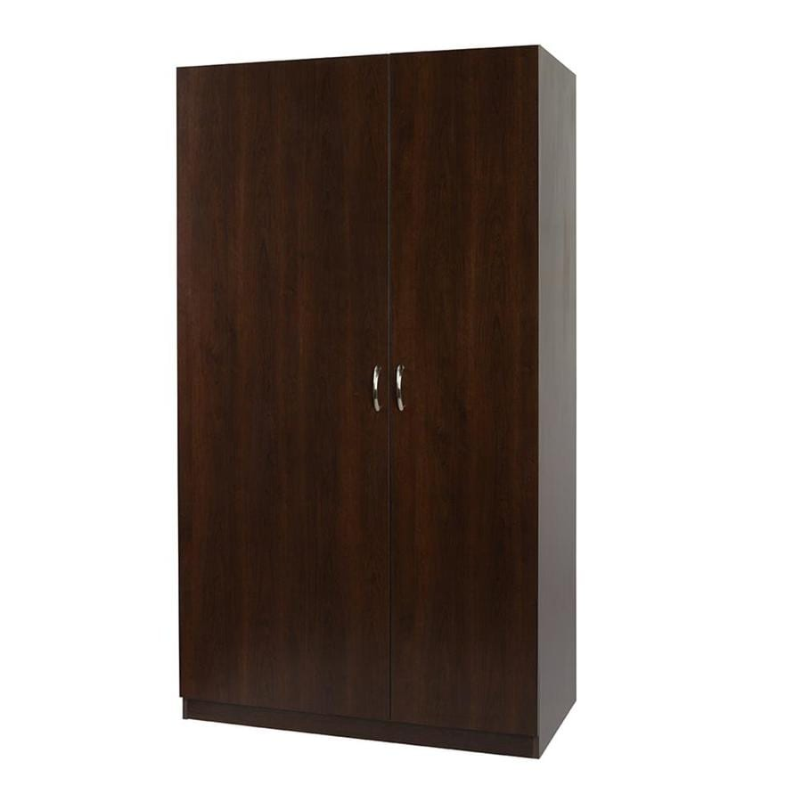 Stor It All Wood Composite Freestanding Utility Storage Cabinet