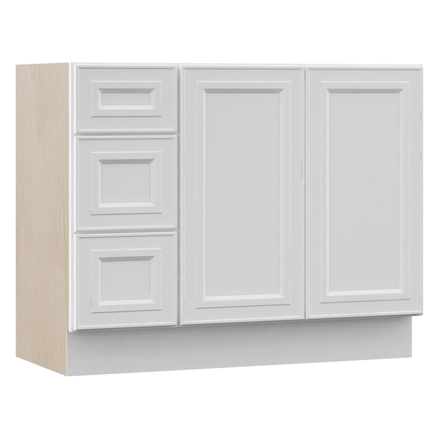 Villa Bath By Rsi White Bathroom Vanity Common 42 In X 21