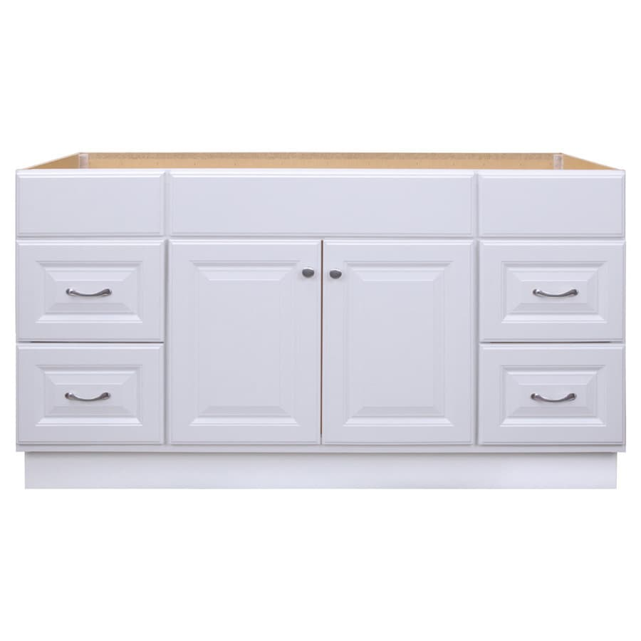Project Source Bathroom Vanities Without Tops At Lowes Com