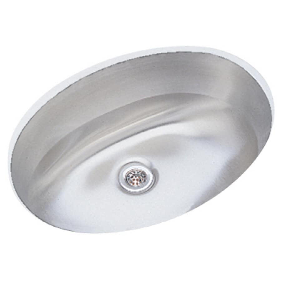 Elkay Stainless Steel Bathroom Sink