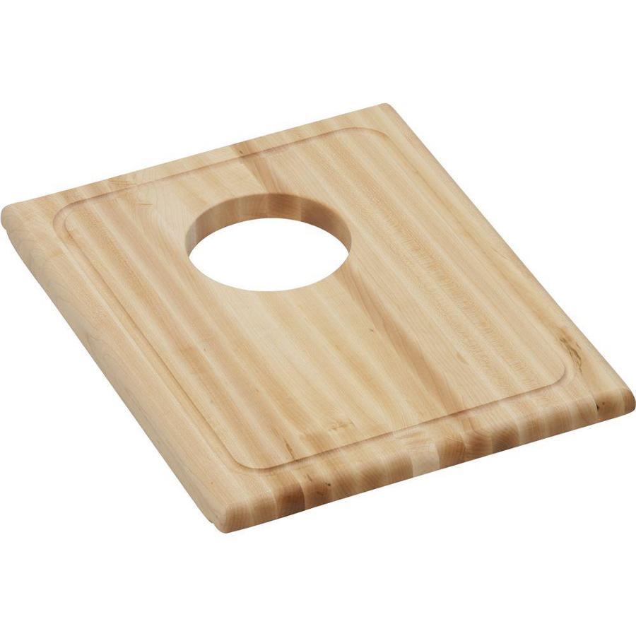 Elkay 1 16.925-in L x 13.3-in W Wood Cutting Board