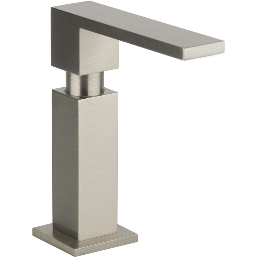 Elkay Avado Brushed Nickel Soap and Lotion Dispenser