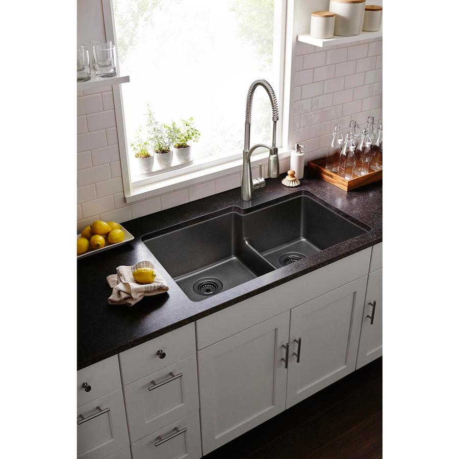 Elkay Avado Lustrous Steel 1-Handle Pull-Down Kitchen Faucet