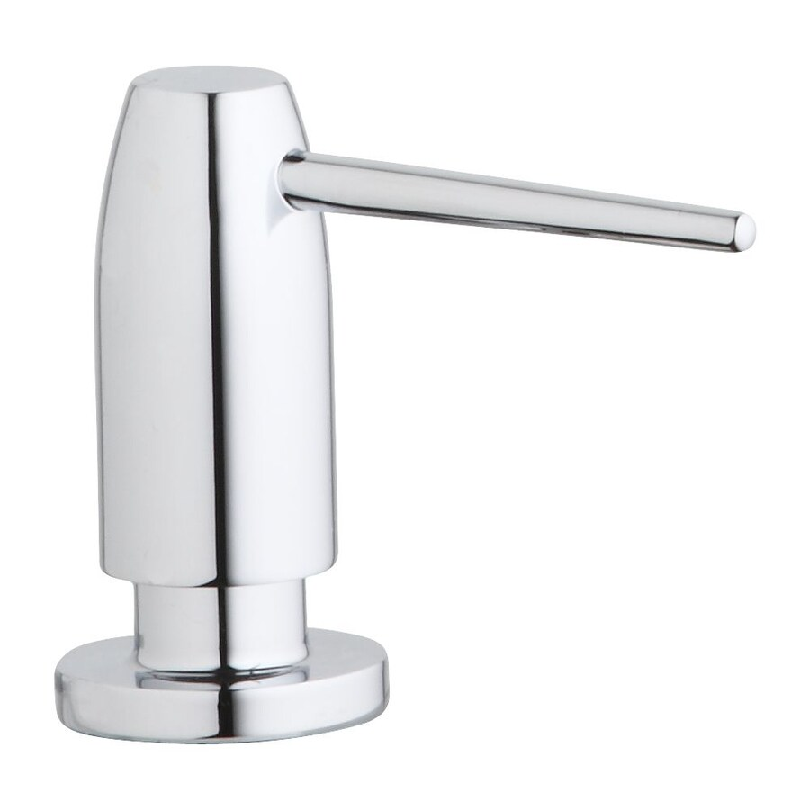 Elkay Chrome Soap and Lotion Dispenser