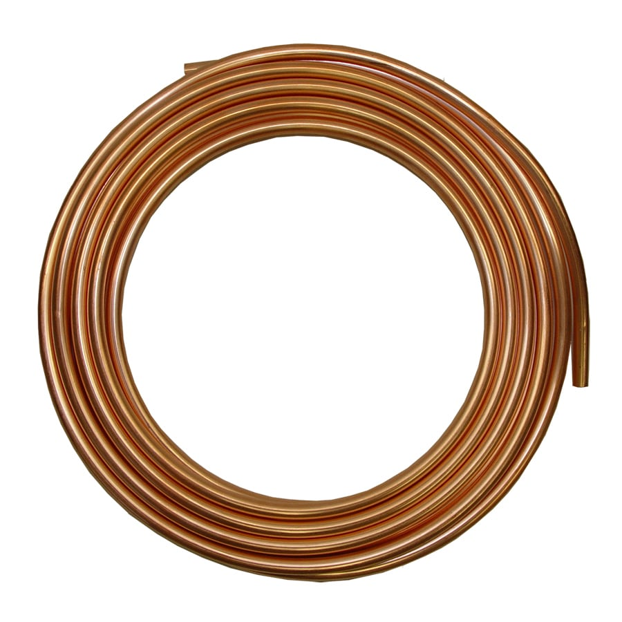 3/4-in dia x 100-ft L K Copper Pipe