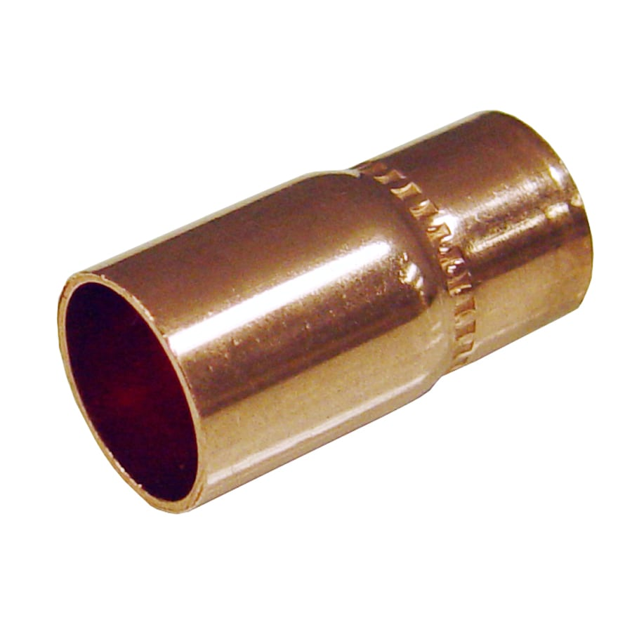 2-in x 1-in Dia. Copper Reducer Fitting