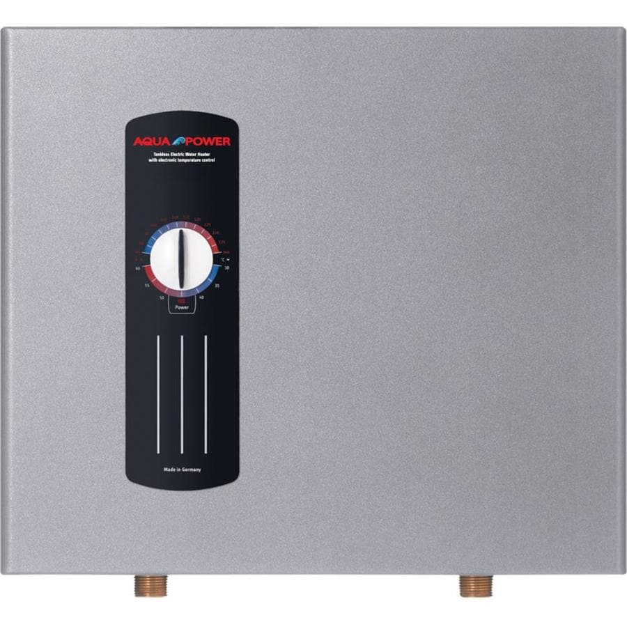 AquaPower DHE 20 240-Volt 19.2-kW 3.75-GPM Tankless Electric Water Heater
