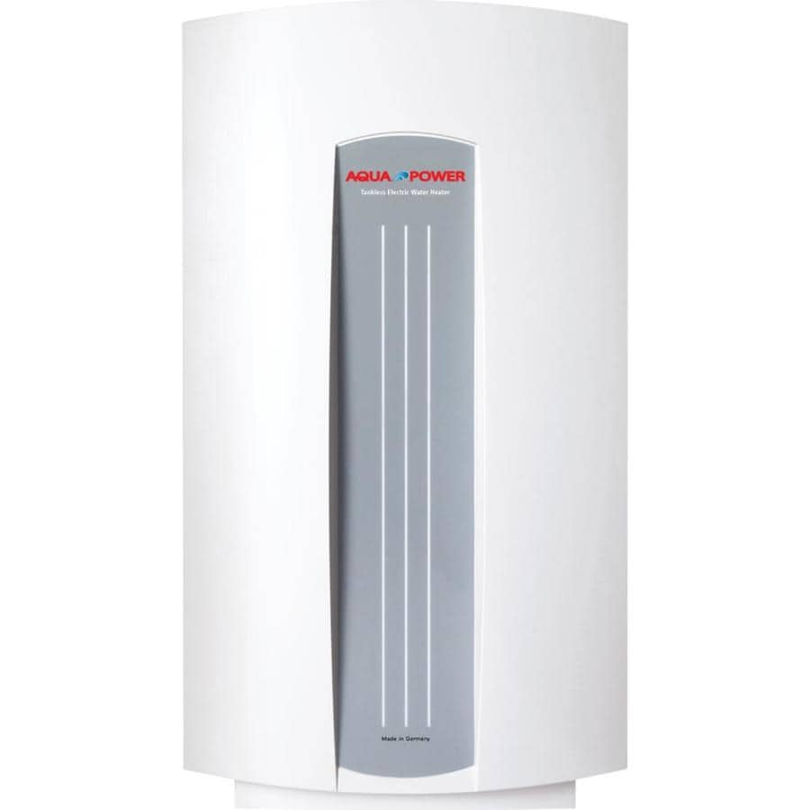 AquaPower AQC 6-2 240-Volt 6-kW 1-GPM Point of Use Tankless Electric Water Heater