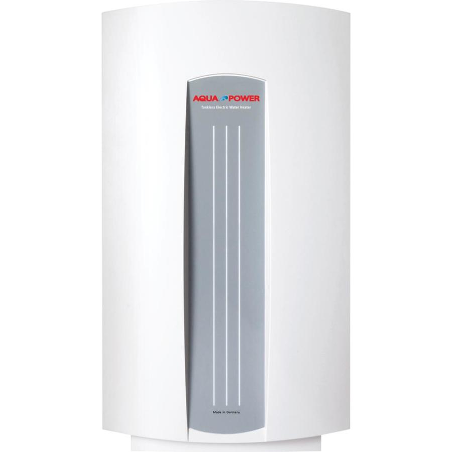 AquaPower AQC 8-2 240-Volt 7.2-kW 1-Year Limited Indoor Point of Use Tankless Electric Water Heater