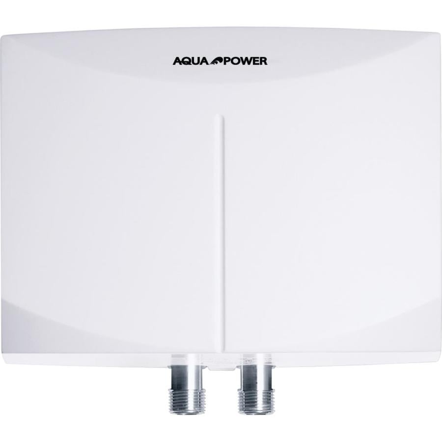 AquaPower Aqm 6-2 240-Volt 5.7 Kilowatts 1.11-GPM Point Of Use Tankless Electric Water Heater