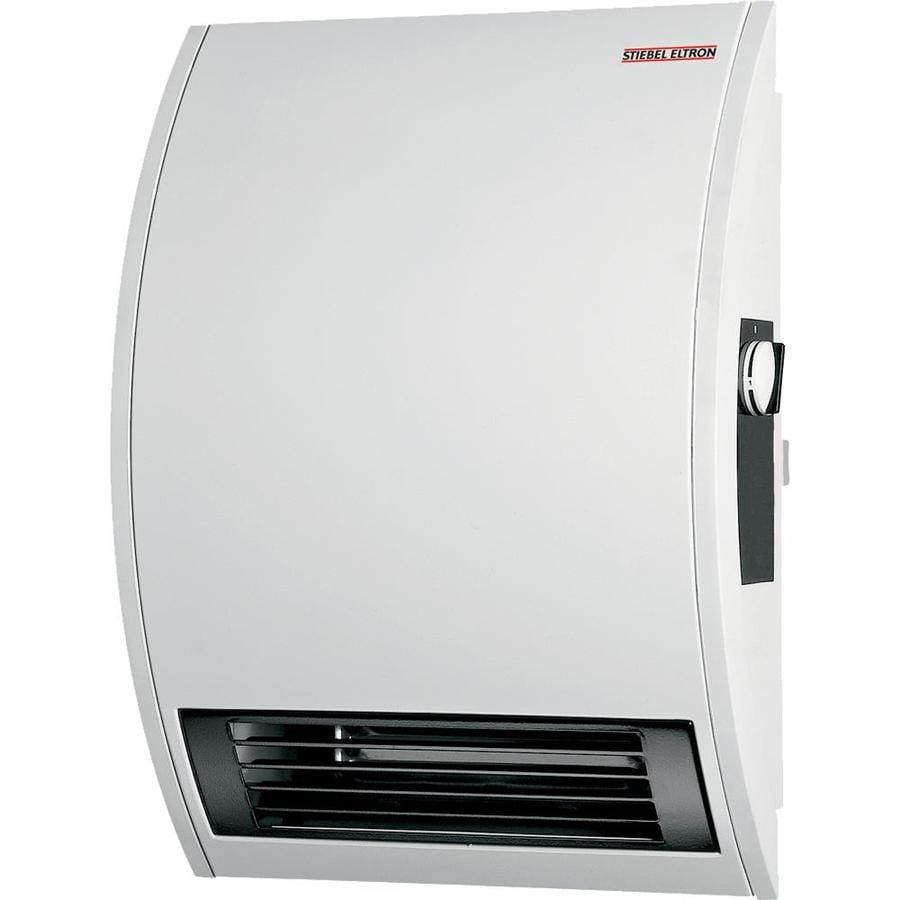 Electric wall heaters for bathrooms - Stiebel Eltron 1 500 Watt 120 Volt Heater Fan Heater 11 In L