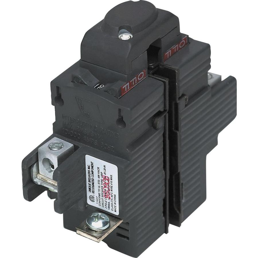Connecticut Electric 40-Amp 2-Pole Circuit Breaker
