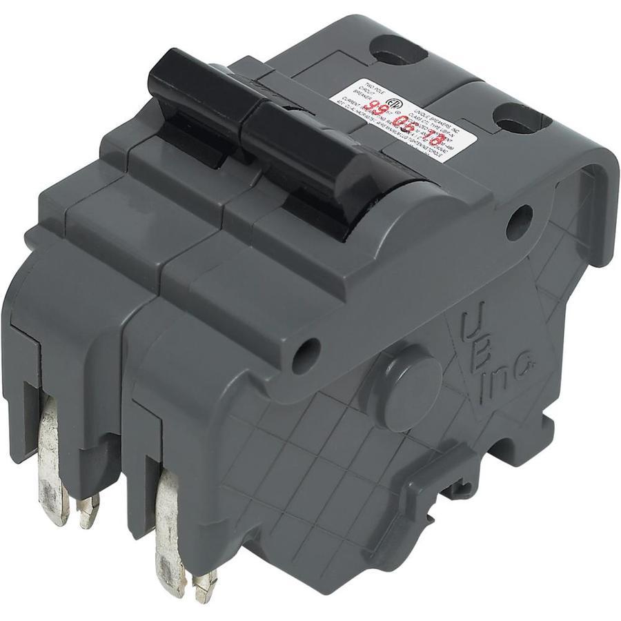 Connecticut Electric 50-Amp 2-Pole Circuit Breaker