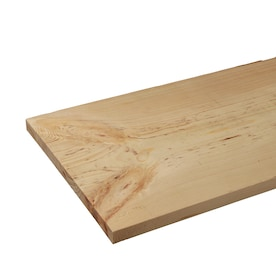 1-in x 12-in x 6-ft Whitewood Board