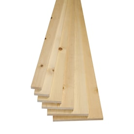 1-in x 4-in x 8-ft Whitewood Board