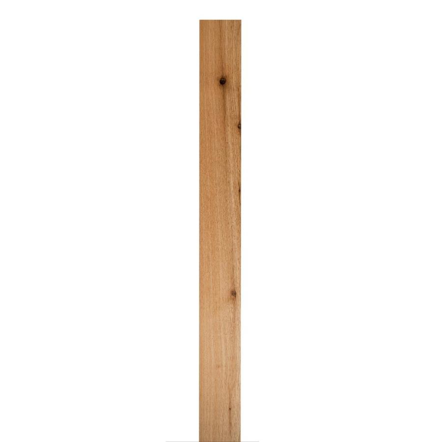 Cedar Board (Common: 1-in x 4-in x 10-ft; Actual: 0.875-in x 3.5-in x 10-ft)