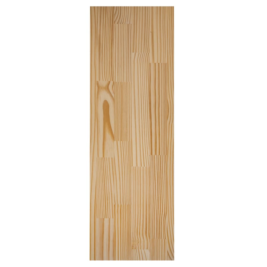 (Common: 3/4-in x 12-in x 6-ft; Actual: 0.62-in x 11.75-in x 6-ft) Pine Board