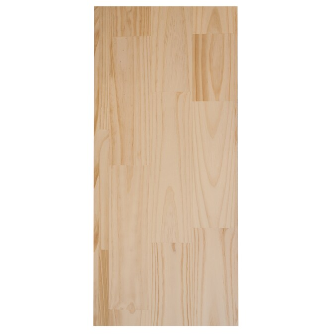 1 In X 24 In X 4 Ft Pine Board In The Appearance Board Lumber Department At Lowes Com