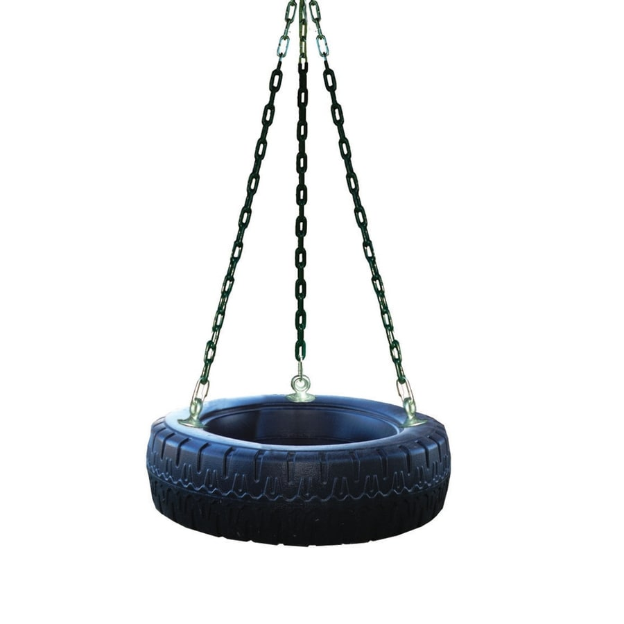 Heartland Tire Swing For Captain's Loft Playset