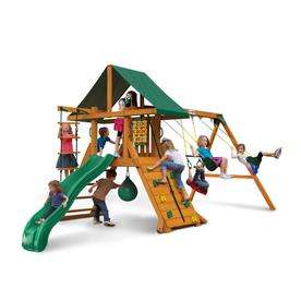 Wood Playsets & Swing Sets at Lowes.com