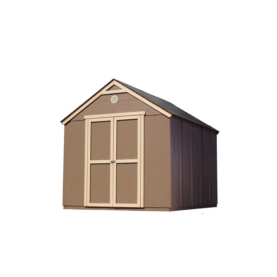 Heartland Diy 8 X 10 Kwik Shed Storage Building