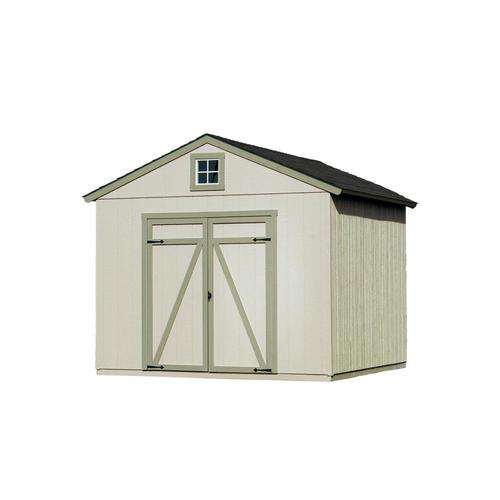 Heartland Common 10 Ft X 10 Ft Interior Dimensions 10 Ft X 10 Ft Statesman Gable Engineered Storage Shed In The Wood Storage Sheds Department At Lowes Com