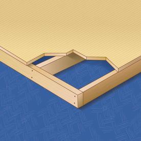 Heartland 10-ft x 10-ft Wood Storage Shed Floor Kit