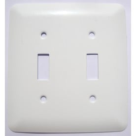mulberry 1gang toggle wall plate