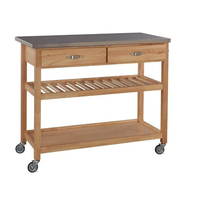 Styles Natural Designer Utility Cart