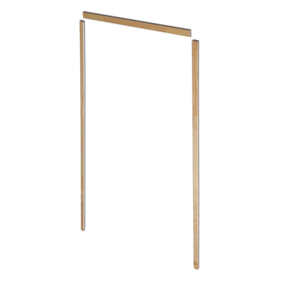 EverTrue 1.625-in x 6.67-ft Interior Pine Wood Stop Window Moulding