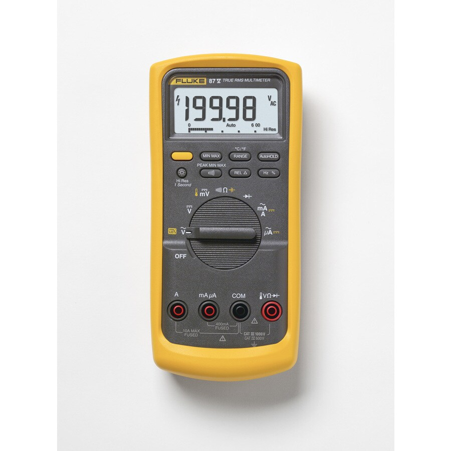 Fluke Digital 1000-Volt Multimeter