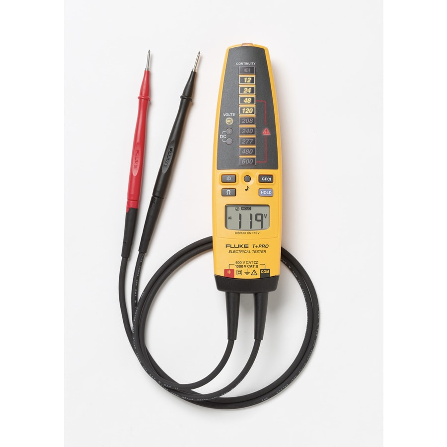 Fluke Digital 600-Volt Test Set Meter