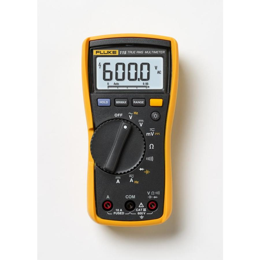 Fluke Digital 600-Volt Multimeter