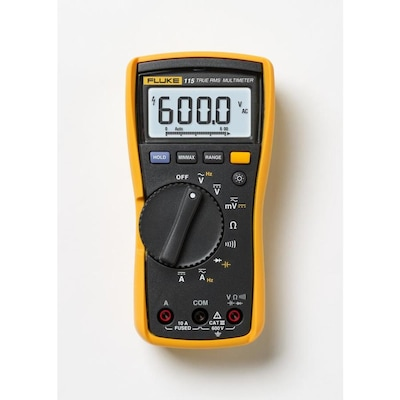 Fluke Digital 600-Volt Multimeter at Lowes com