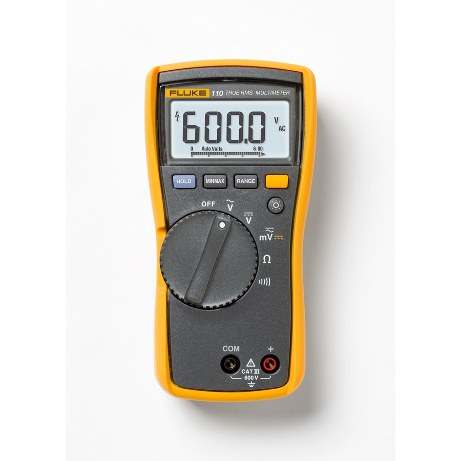 Fluke Digital Multimeter Meter