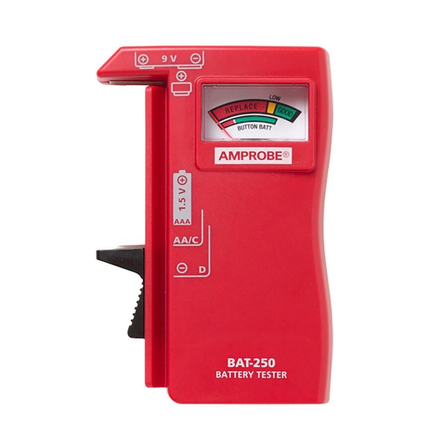 Amprobe Analog Battery Tester