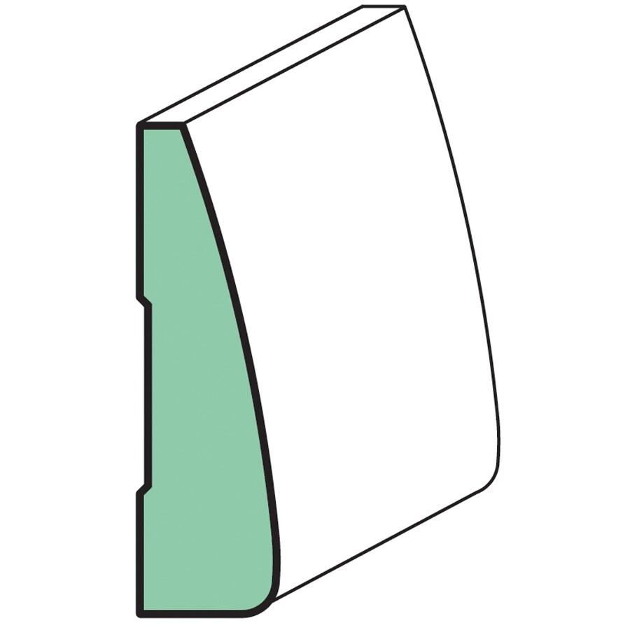 """EverTrue Pine Case 2 1/4"""" x 8' x 11/16"""""""