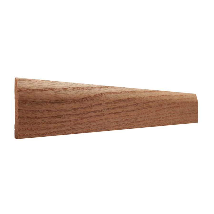 EverTrue 2.75-in x 12-ft Interior Oak Baseboard