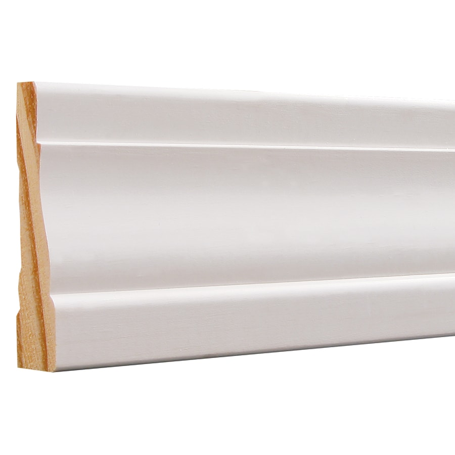 Shop Evertrue X 7 Ft Interior Pine Primed Finger Joint Window And Door Casing At