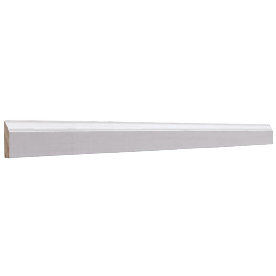 EverTrue 1.25-in x 7-ft Interior Pine Primed Finger Joint Stop Window Moulding