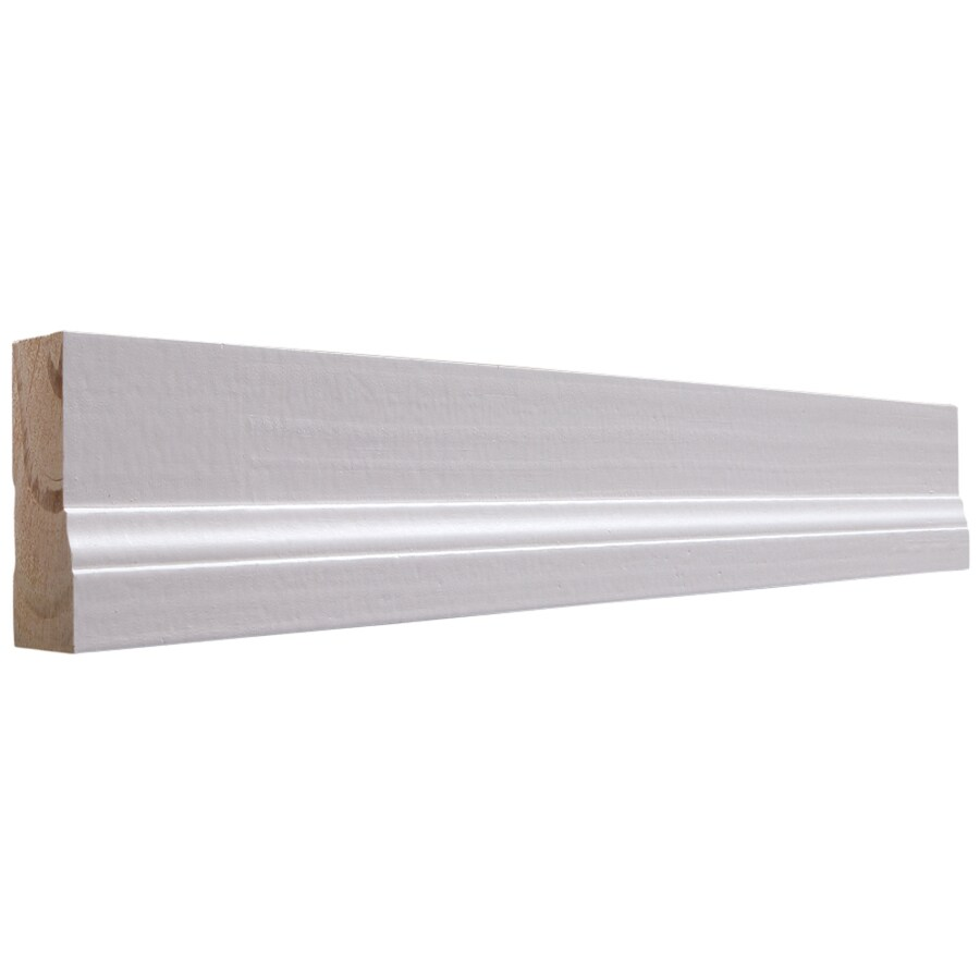 Charmant EverTrue 2 In X 10 Ft Interior Pine Primed Finger Joint Brick Window And