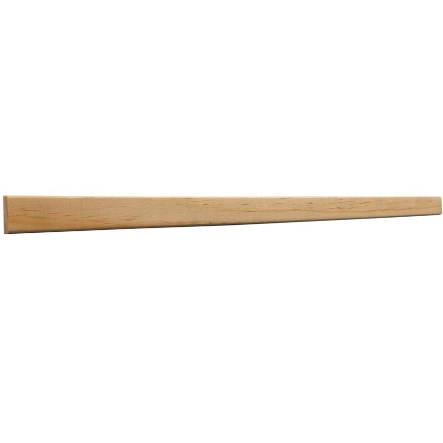 0.75-in x 10-ft Interior Pine Wood Bead Window and Door Casing