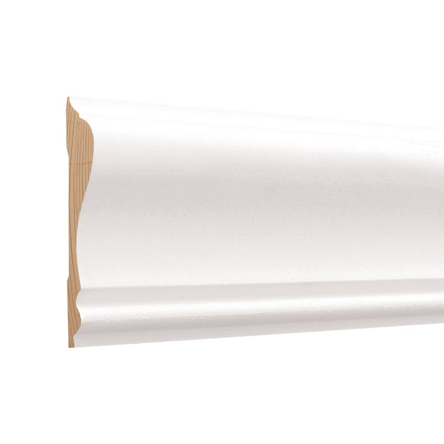 EverTrue 2.625-in x 8-ft Primed Moulding