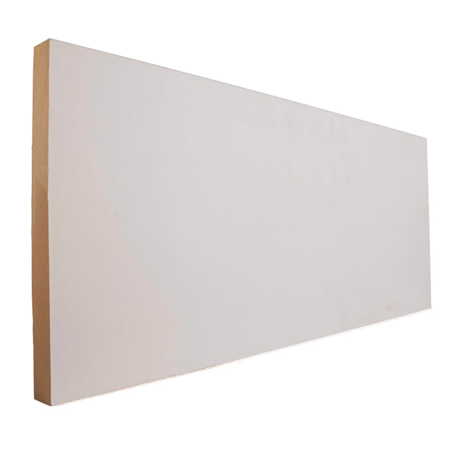 EverTrue 7.25-in x 8-ft Interior MDF Baseboard