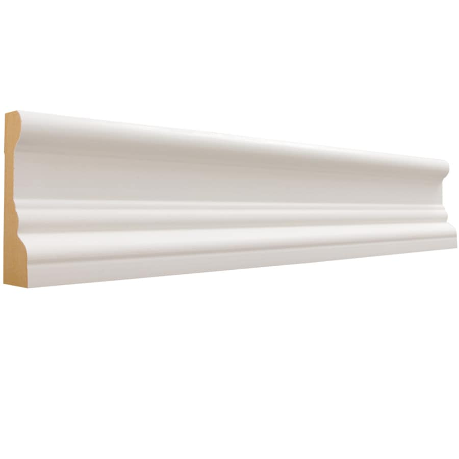 EverTrue 3.25-in x 8-ft Interior Primed MDF Window and Door Casing
