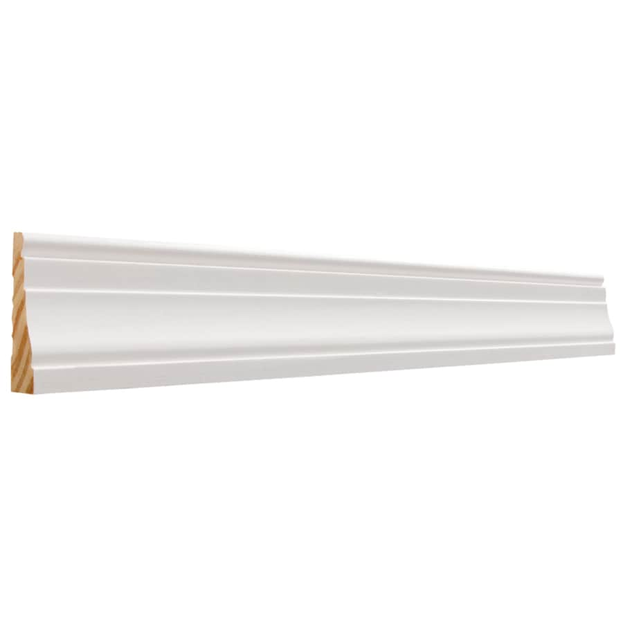 EverTrue 2.2500-in x 7-ft Interior Pine Primed Finger Joint Window and Door Casing