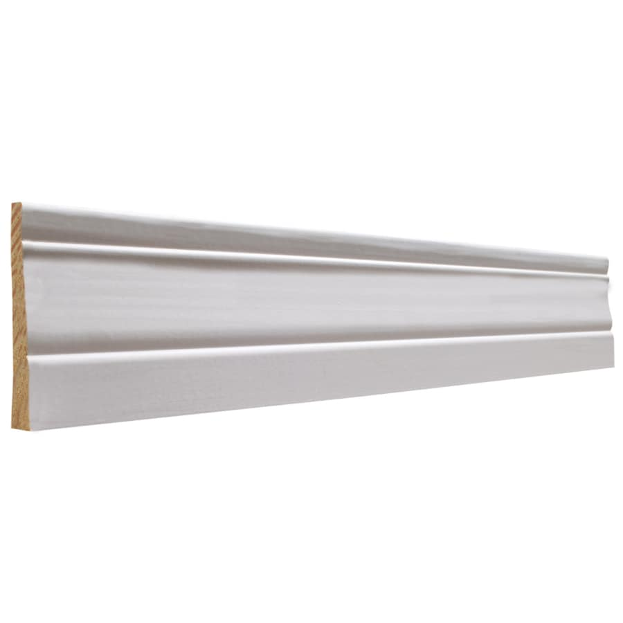EverTrue 3.25-in x 12-ft Interior Pine Primed Finger Joint Window and Door Casing